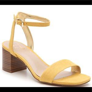 Mix No. 6 Eluned Sandal in Honey (NIB)